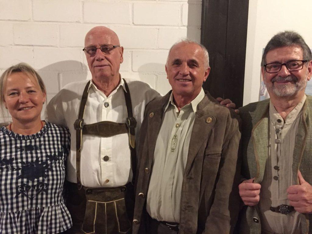 Vorstand TCGW Bayreuth