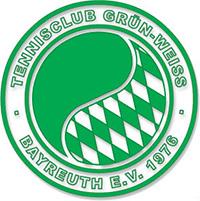 Logo Tennisclub Grün-Weiss Bayreuth