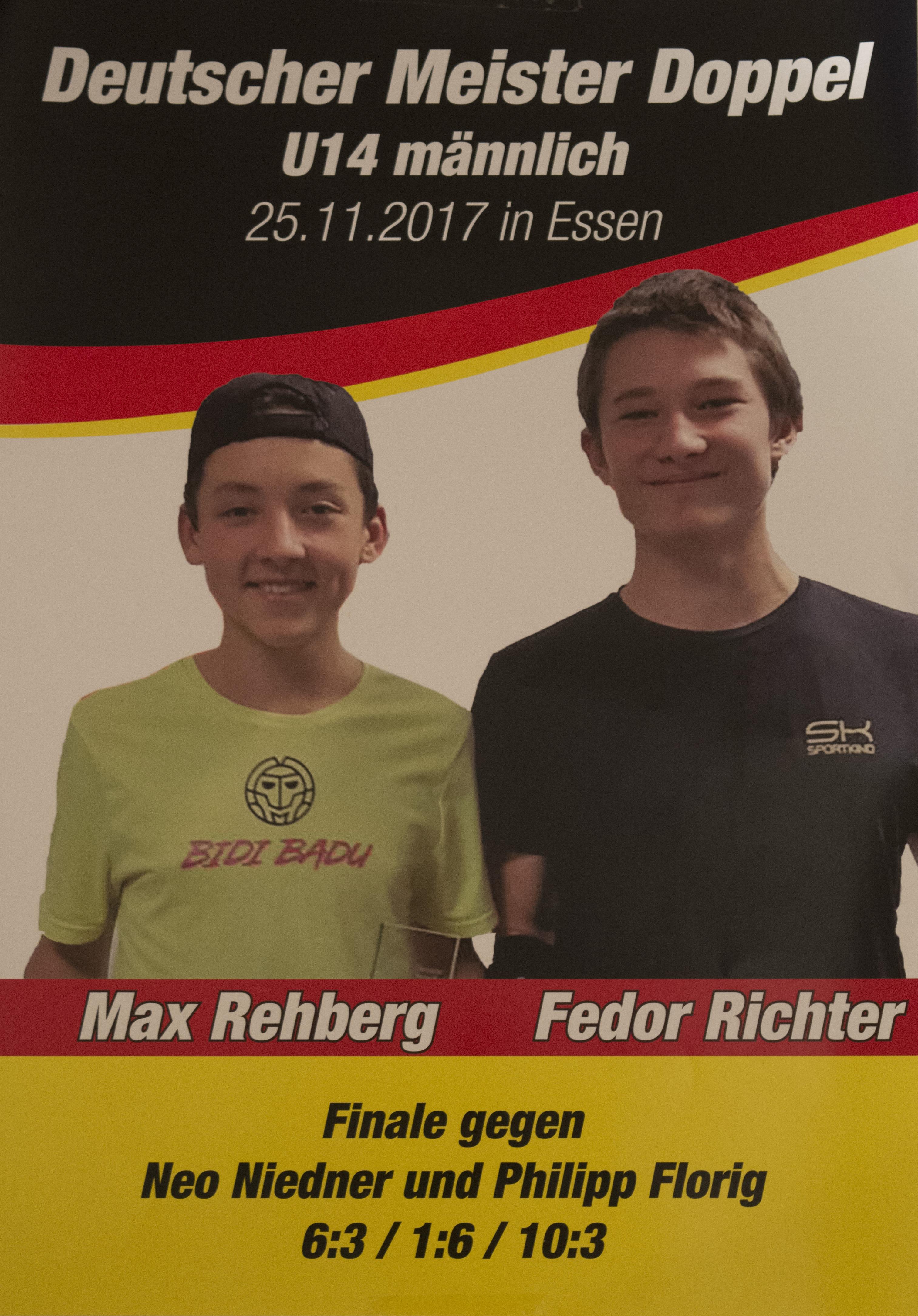 Fedor Richter Deutscher Meister
