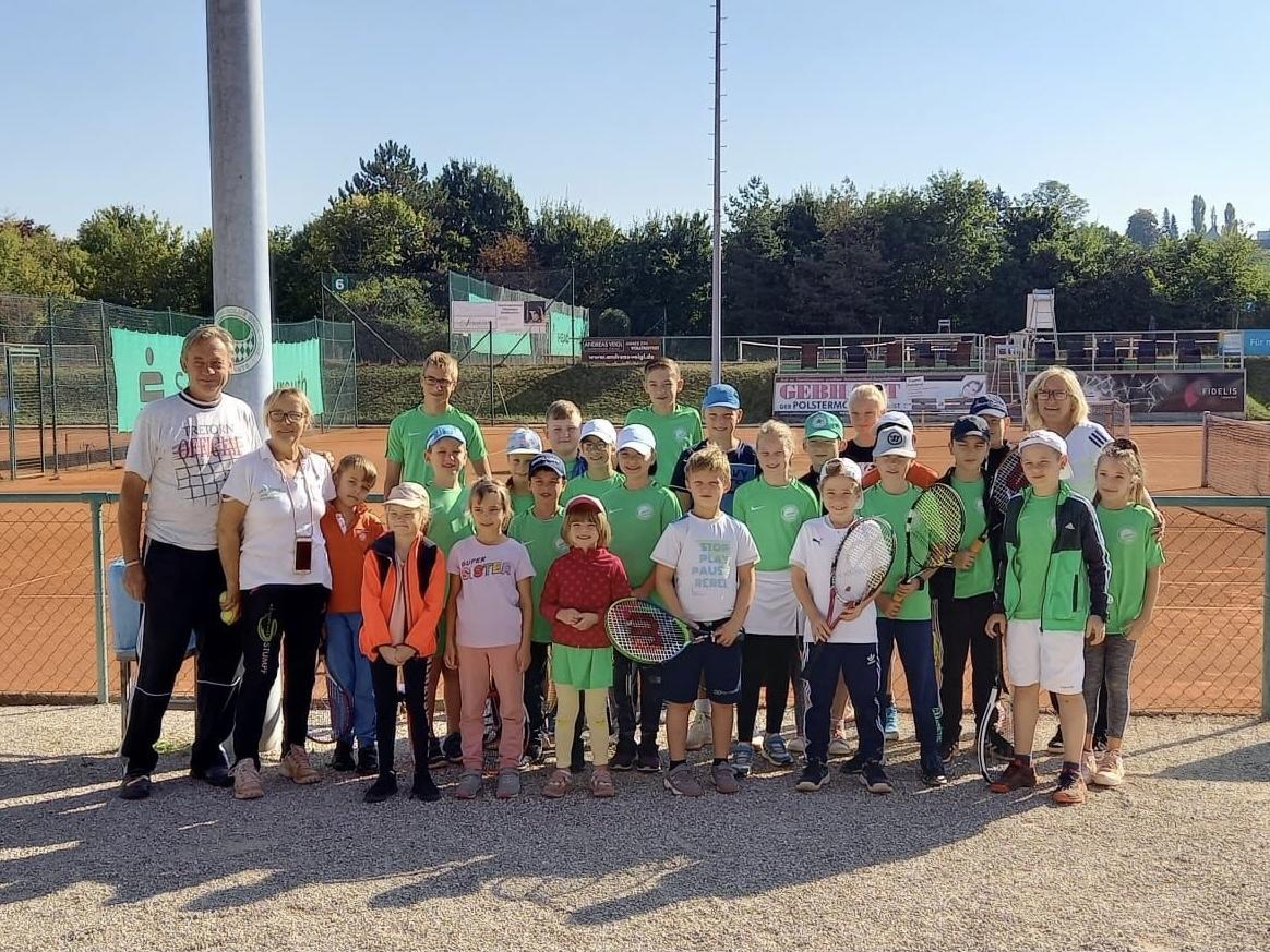 Club-Jugendmeisterschaft 21